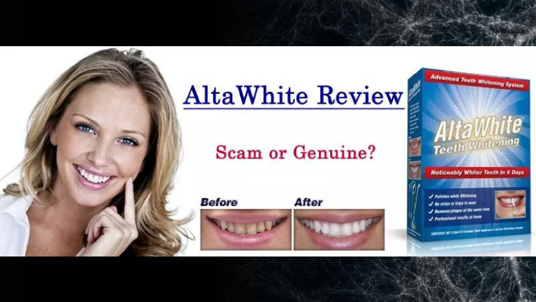 Alta White Review Results Updated Teeth Whitening Kit For Sale
