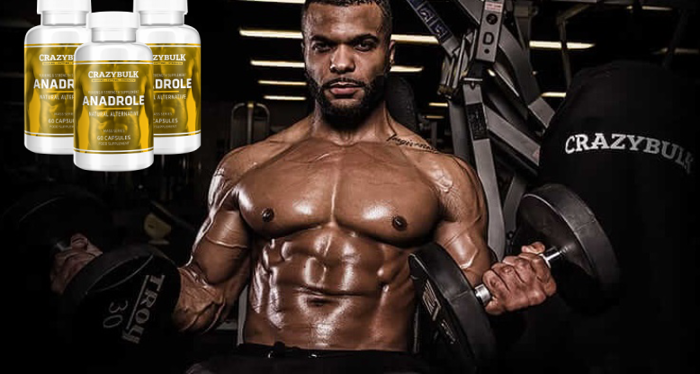 Anadrole (Anadrol Pills) Review & Results [Buy Anadrole by Crazy Bulk]
